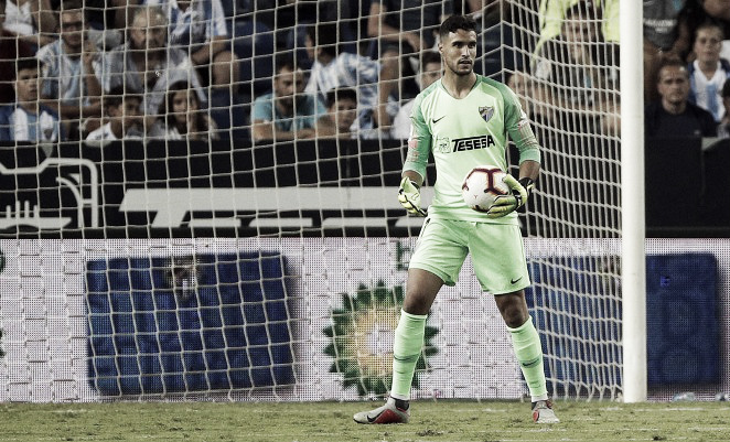 Munir: MVP del Real Zaragoza- Málaga CF