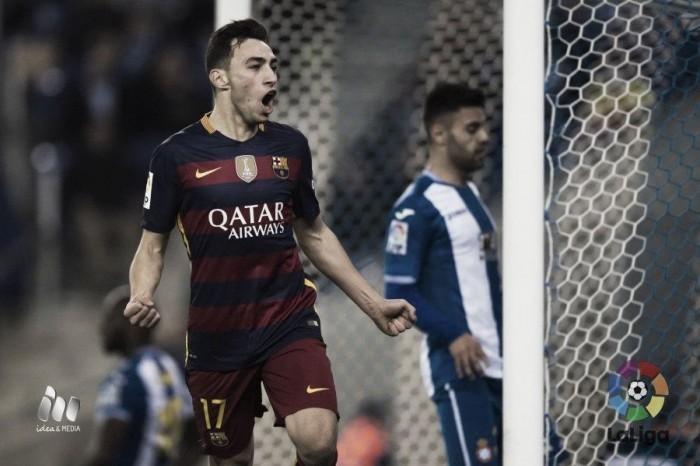 El Barça gana el derbi y se coloca en cuartos