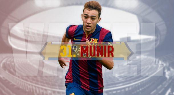 FC Barcelona 2014/15: Munir El Haddadi