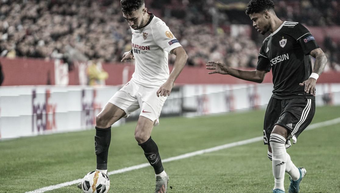 Sevilla FC vs AS Roma EN VIVO y en directo online en UEFA Europa League 2020