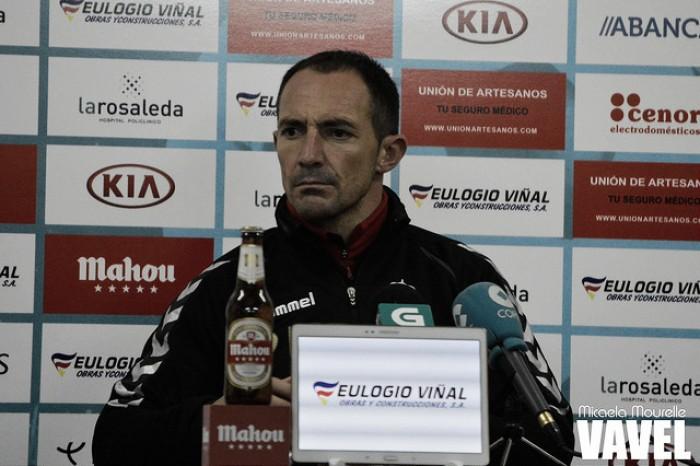 Pedro Munitis sustituye a Manolo Herrero