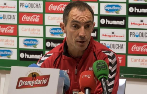 """Pedro Munitis: """"Estamos en un buen momento y somos capaces de ganar en cualquier campo"""""""