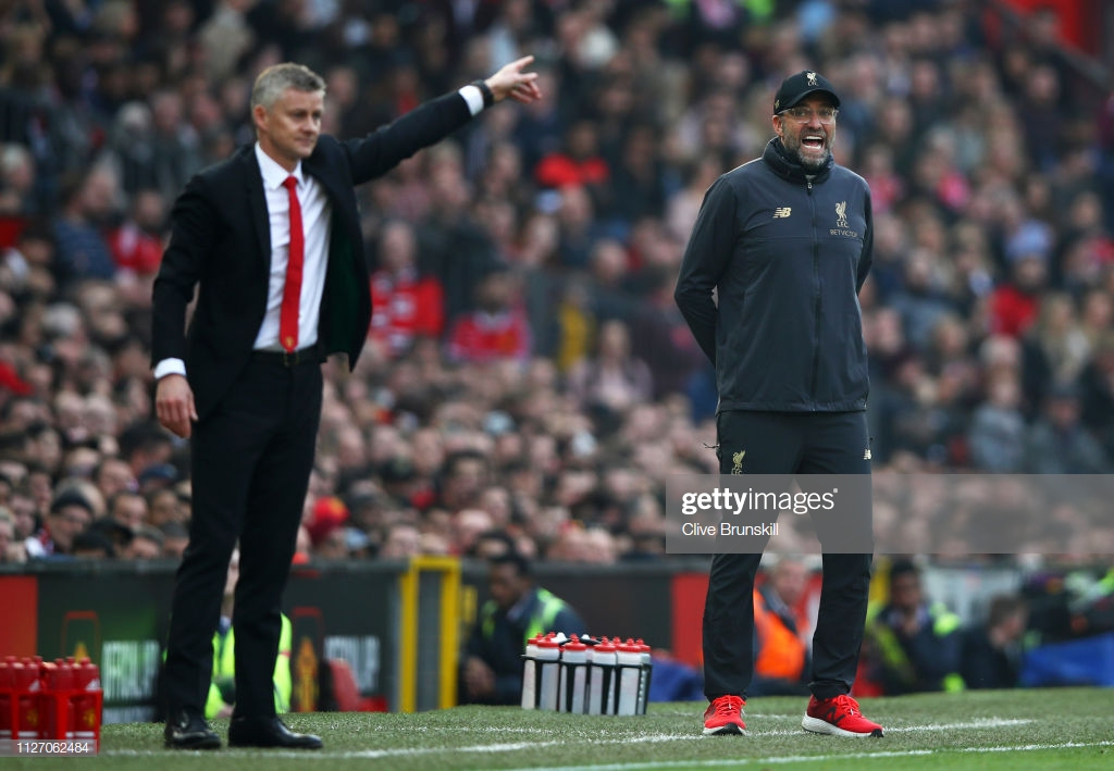Lack of fire-power in stalemate will concern Klopp more so than Solskjaer