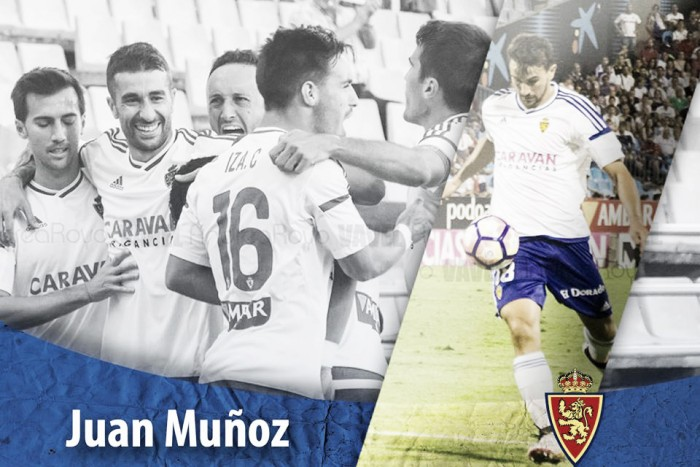 Real Zaragoza 2016/17: Juan Muñoz