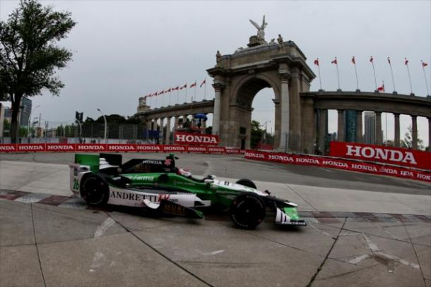 IndyCar: Muñoz Quickest In Final Practice At Toronto