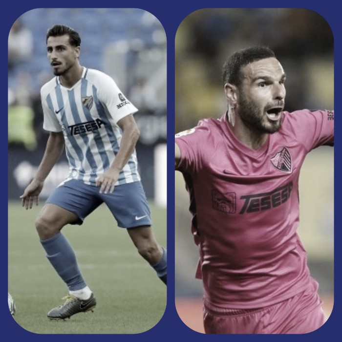 Compromiso, veteranía, humildad y responsabilidad en las renovaciones del Málaga CF
