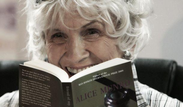 Alice Munro cumple 83 años