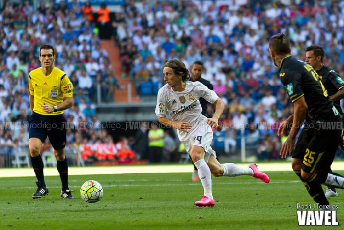 Martínez Munuera arbitrará el Betis - Real Madrid