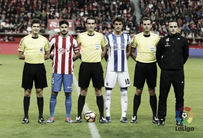 Martínez Munuera arbitrará el Espanyol - Leganés