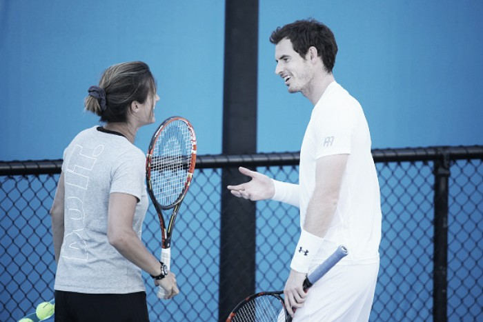 Andy Murray splits from coach Amelie Mauresmo