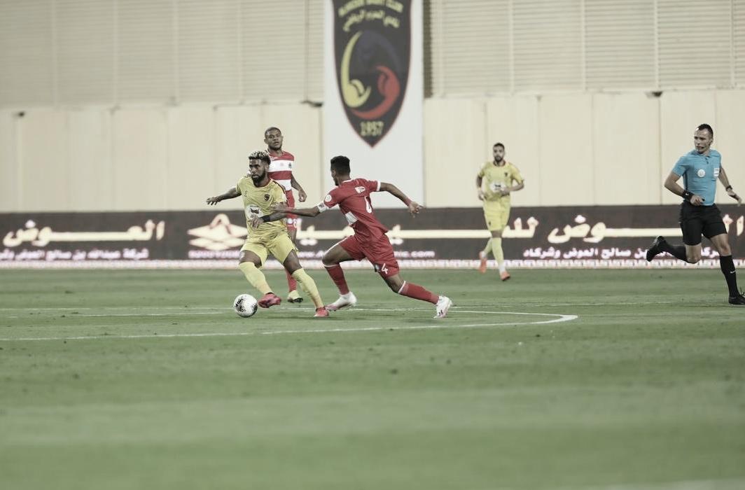 Campeão com duas rodadas de antecedência, Muralha comemora temporada perfeita no Al Hazem