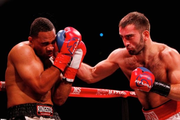 Murat Gassiev retains IBF Inter-Continental Cruiserweight title with TKO of Felix Cora Jr.