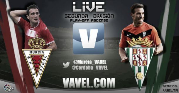 Resultado Real Murcia - Córdoba CF (1-2)