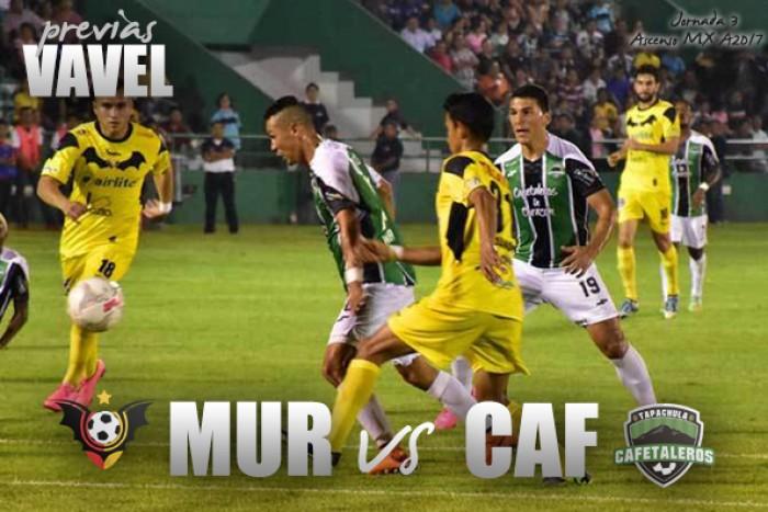 Previa Murciélagos - Cafetaleros: por su segunda victoria de la campaña