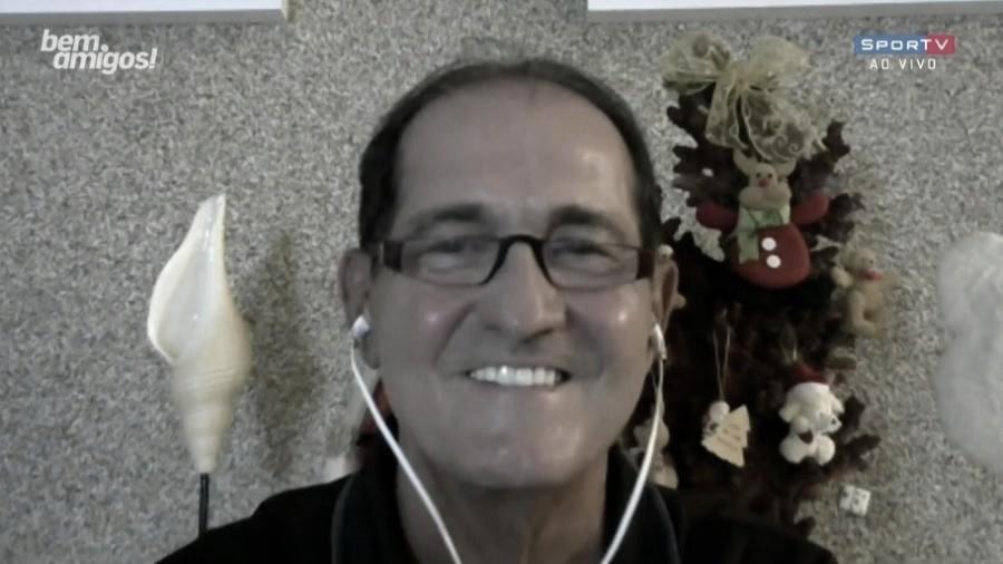 Muricy Ramalho explica função no São Paulo a partir de 2021