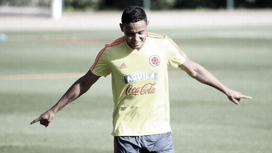 Luis Muriel, baja para Colombia para el resto de la Copa América