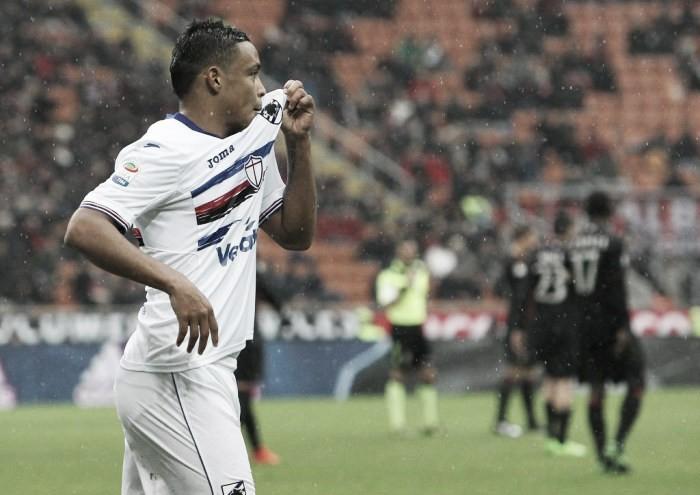 Il Milan non sa più vincere: Muriel regala i tre punti alla Sampdoria (0-1)