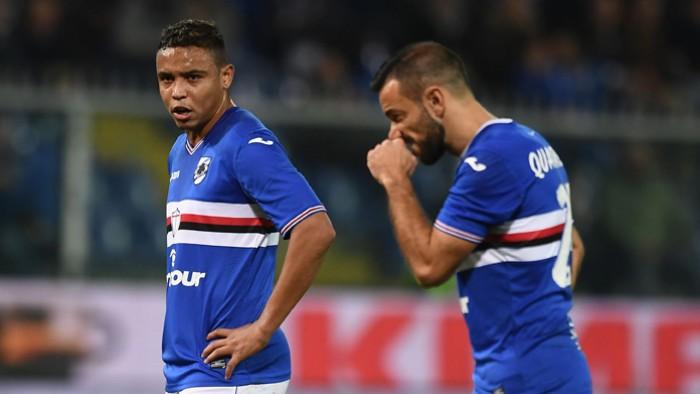 Sampdoria, si lavora per preparare il delicato match contro la Roma