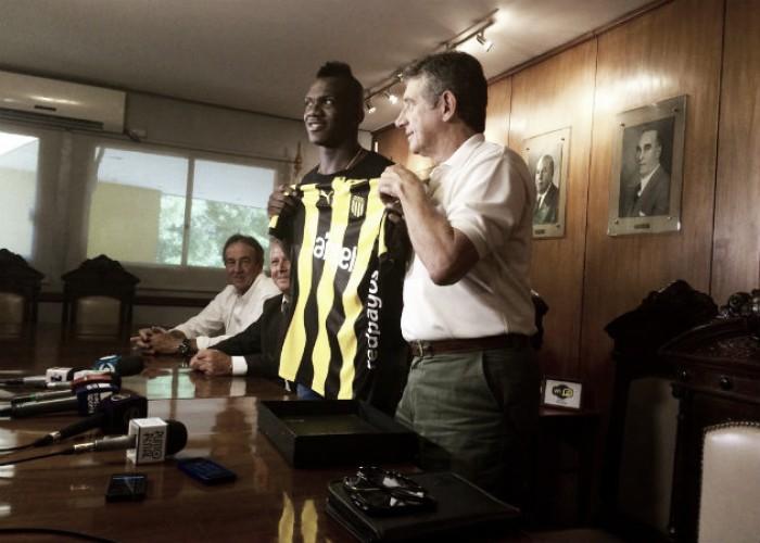 Miguel Ángel Murillo es nuevo jugador de Peñarol de Montevideo