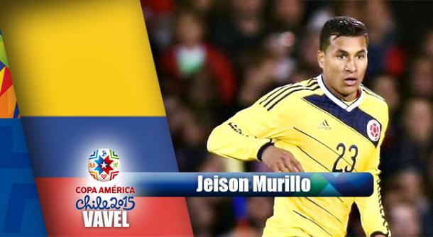 Camino a Chile 2015: Jeison Murillo