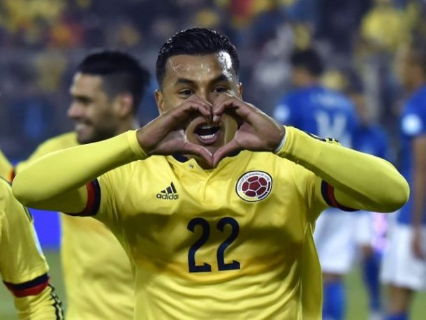 Colombia mejora ostensiblemente y supera a Brasil