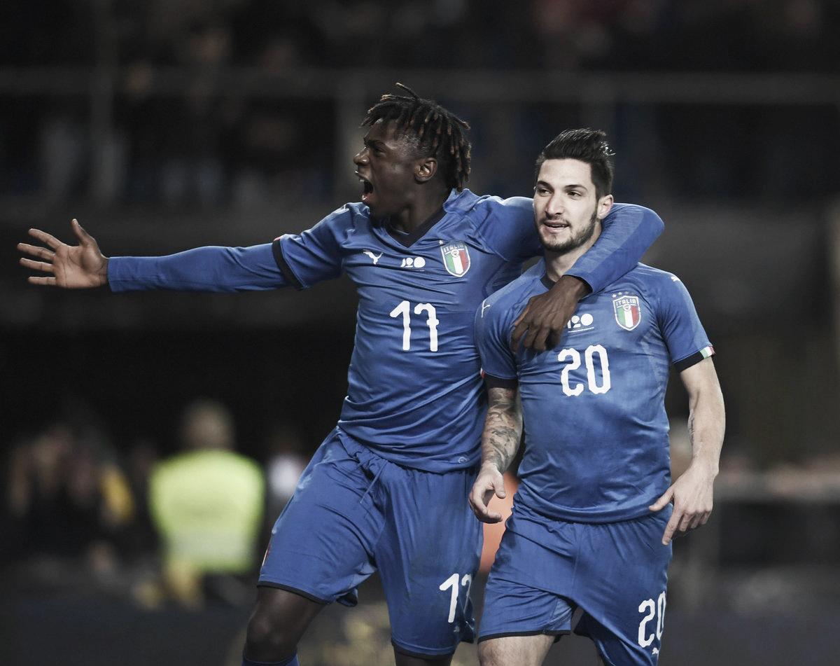 Italia-USA 1-0: Politano regala allo scadere il successo agli azzurri