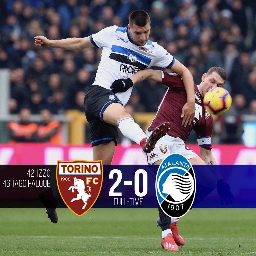 Serie A, il Torino batte l'Atalanta e sente profumo d'Europa