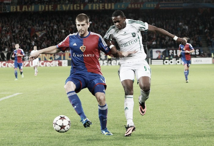 Champions League - Ludogorets contro Basilea: partita da dentro o fuori... dall'Europa League