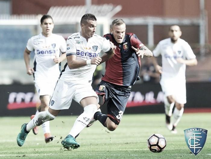 Genoa-Empoli 0-0: le voci dei protagonisti in casa azzurra