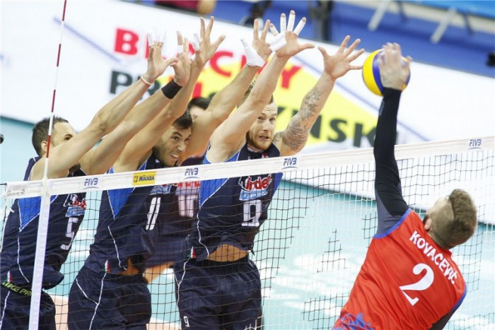 VolleyM, Final Six World League: Serbia batte Italia 3-2 e va in finale