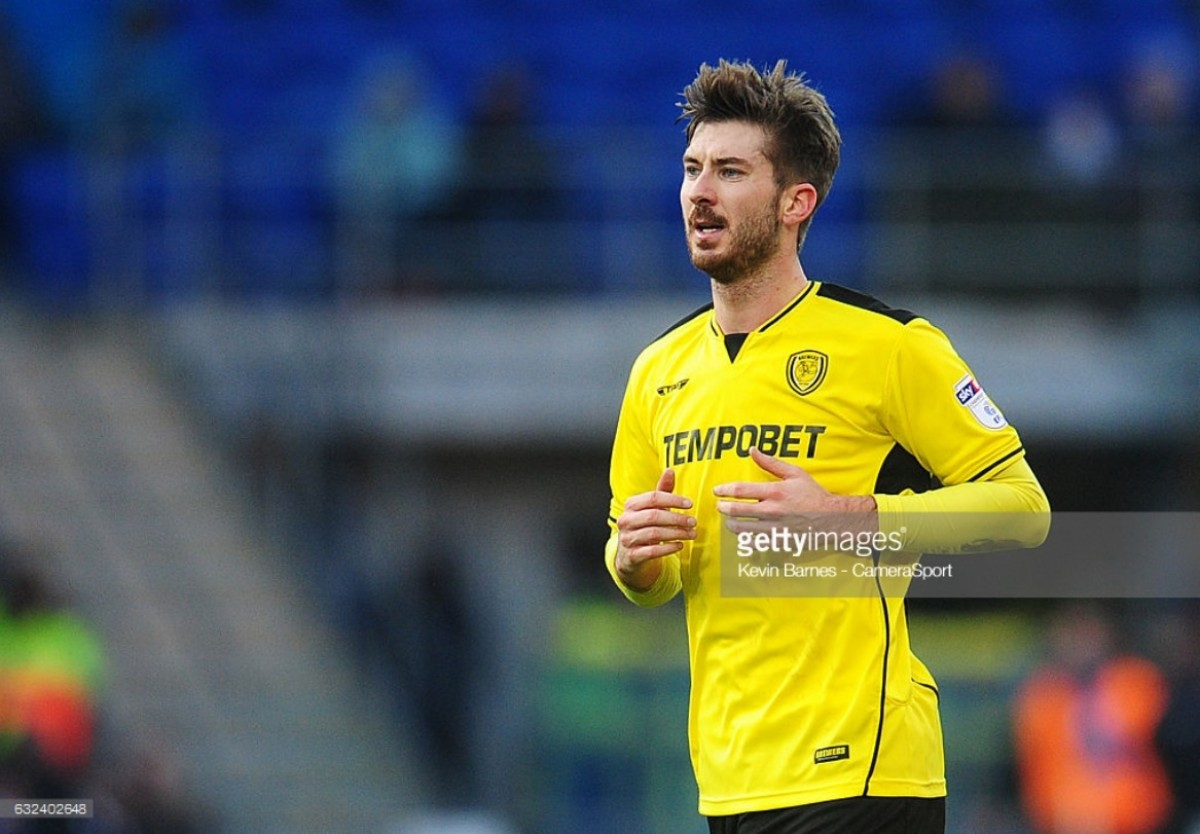 Burton Albion 'have three cup finals', admits midfielder Luke Murphy