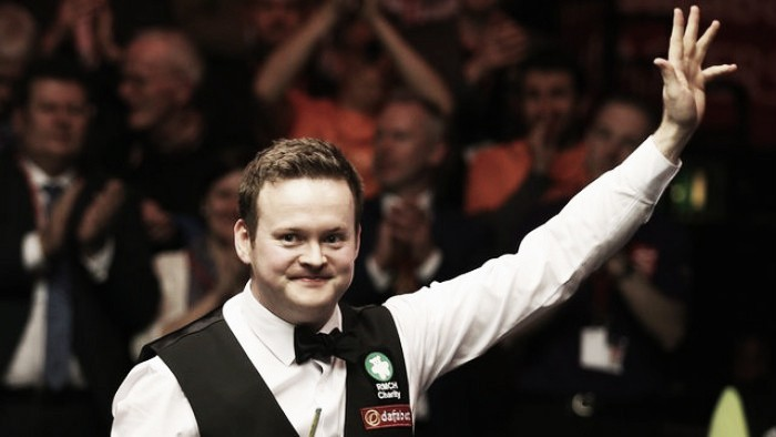 "Shaun Murphy ""Trying to recreate the magic"" ahead of World Snooker Championships"