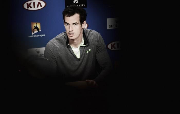 "Andy Murray: ""Me siento preparado, pero va a ser distinto"""