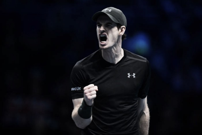 Murray supera Raonic e enfrenta Djokovic na decisão do ATP Finals