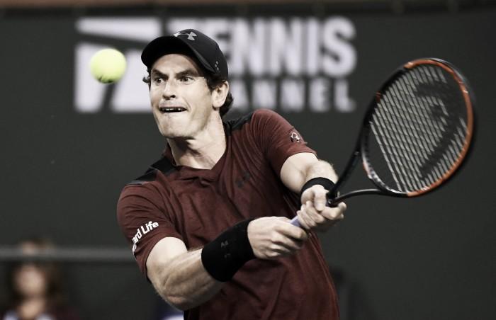 Murray é surpreendido por Pospisil e decepciona novamente em Indian Wells
