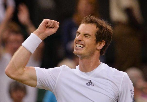 Murray lauréat de Wimbledon, 77 ans après