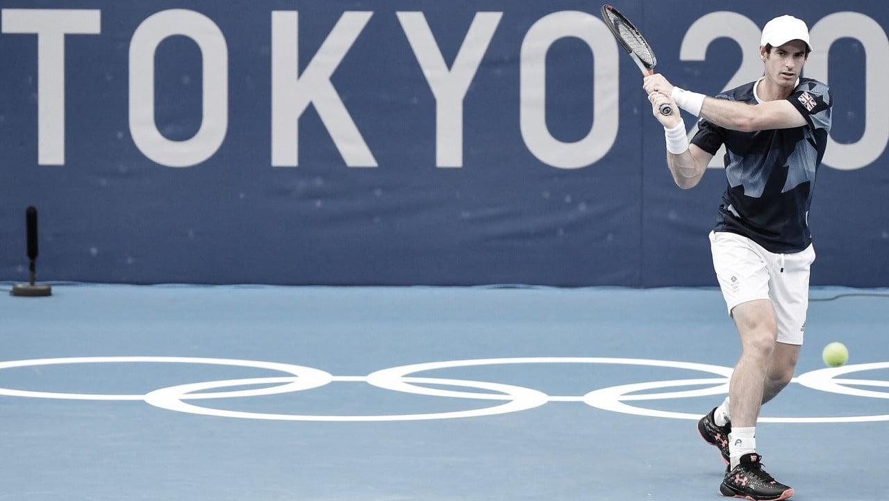 """Atual bicampeão olímpico, Murray explica desistência em Tokyo 2020: """"Equipe médica me aconselhou"""""""