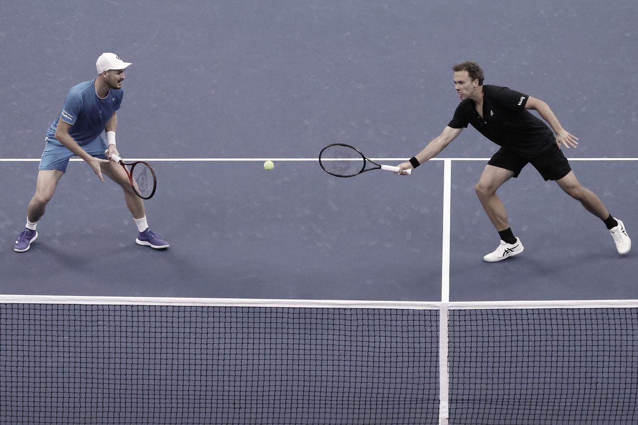 Murray/Soares vencem Peers/Polásek e vão em busca do bicampeonato do US Open
