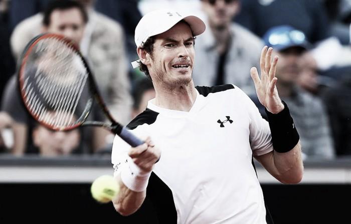 Atp Roma, Murray batte Goffin e trova Pouille in semifinale