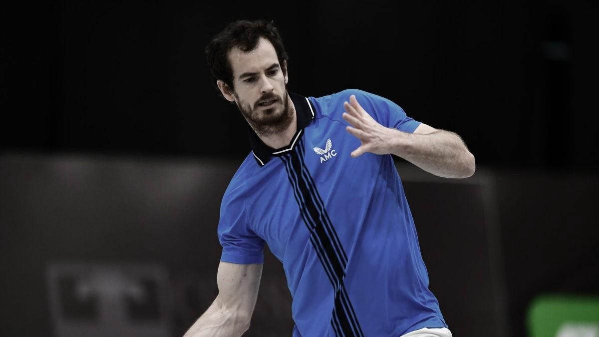 """Andy Murray sobre los tenistas 'next gen': """"Aún no están ni cerca del Big 3"""""""