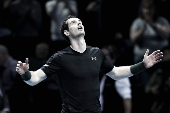 ATP World Tour Finals: Andy Murray into the final with a comeback win over Milos Raonic