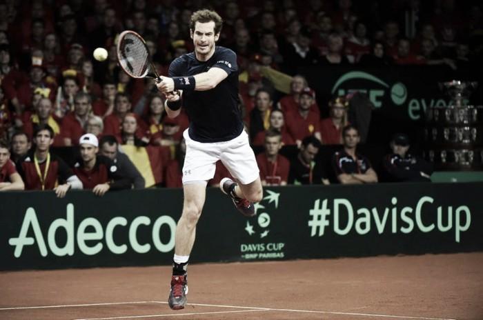 Davis Cup, tutte le sfide del primo turno del World Group
