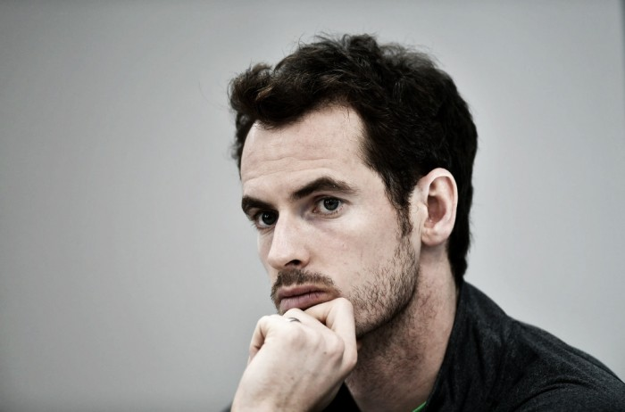 Andy Murray gives his thoughts on the fight for the number one ranking