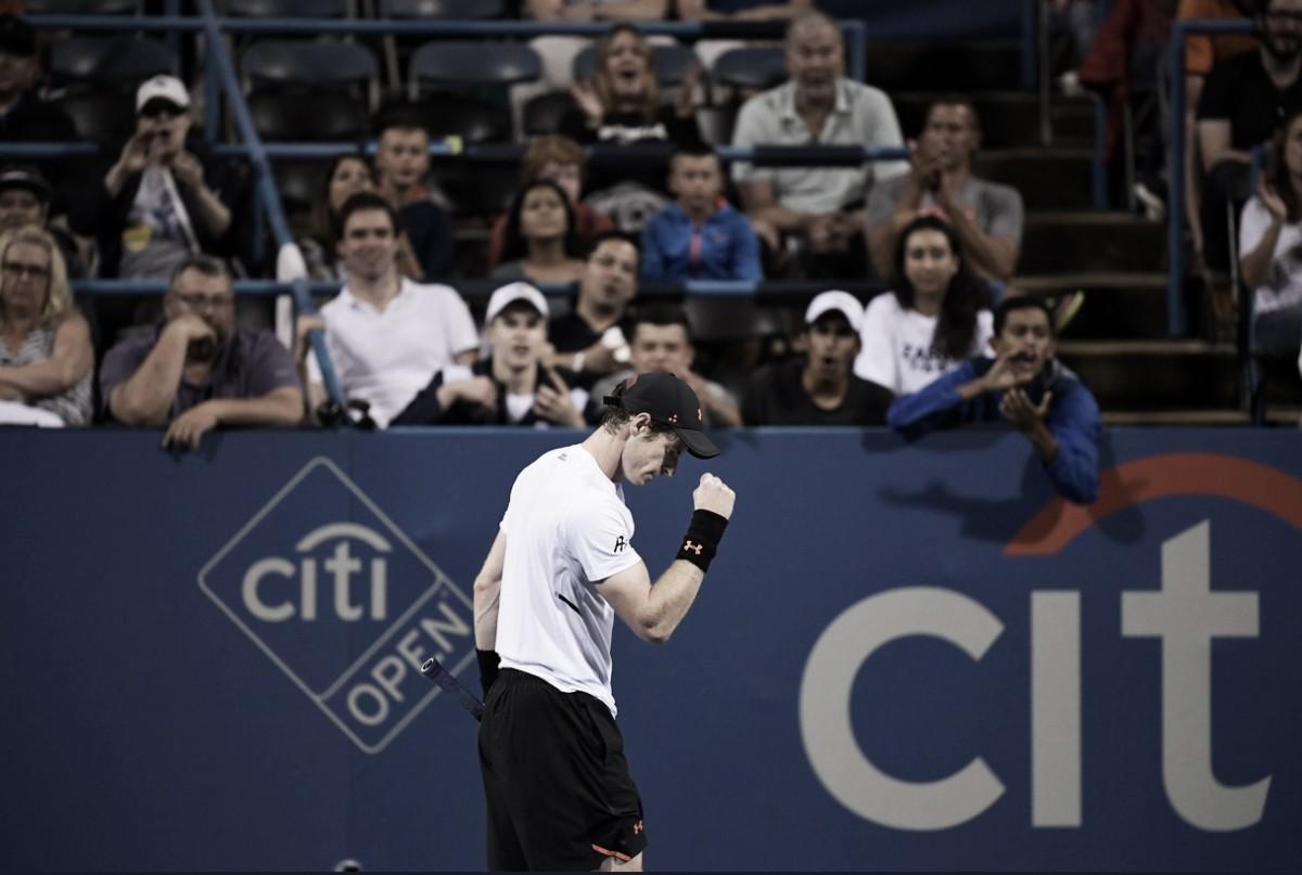 Em encontro de compatriotas, Andy Murray eleva nível e elimina Kyle Edmund