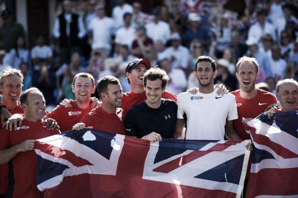 Davis Cup, semifinali e spareggi. Murray contro l'Australia, Argentina in Belgio