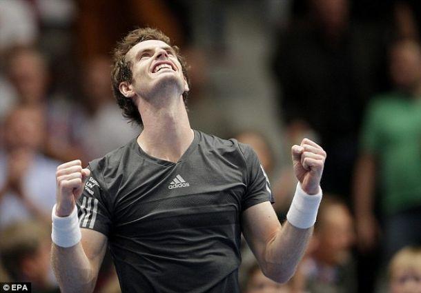 Murray continúa haciendo méritos en Valencia