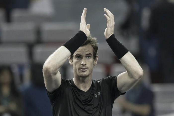 Murray sigue imparable en Shanghai