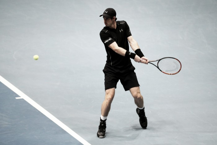ATP Vienna: Andy Murray receives a walkover into the final