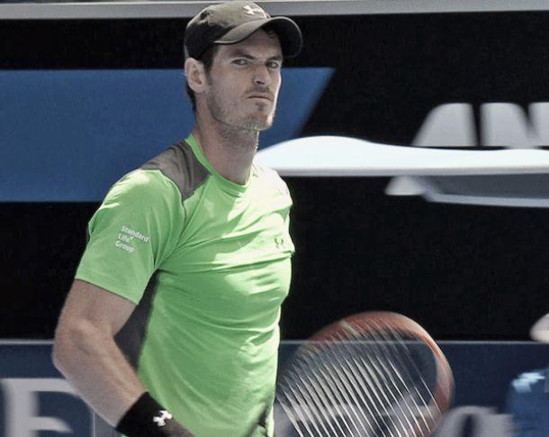 Andy Murray sufre ante un atrevido Bhambri