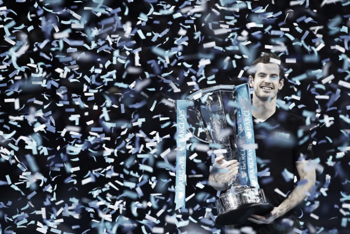 ATP World Tour Finals: Andy Murray claims a historic title and year-end number one ranking